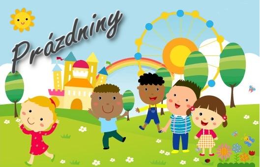 Hurá prázdniny – Základní škola se speciálními třídami Mělník